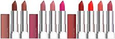 MAYBELLINE Color Sensational Creme Lipsticks - CHOOSE SHADE - NEW