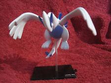 1 Pokemon Figure:Lugia 7,5 cm /gebraucht/10th Anniversary/Scale: 1:80/Zukan/F47