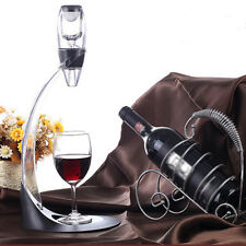 Red Wine Magic Decanter Essential instant Aerating Aerator Sediment Filter NEW