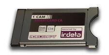 Icecrypt Irdeto Cam (Conditional Access Module) DVB, MPEG-2, MPEG-4, SD & HD CI+