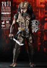 "HOT TOYS 1/6 MMS154 PREDATOR 2 SHADOW 14"" MISB SDCC TOY FAIR EXCLUSIVE Predators"