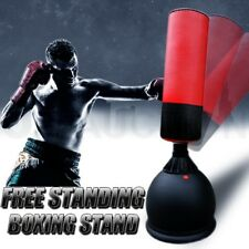 Home Gym Punching Free Standing Bag Dummy Target Martial Arts Boxing Stand