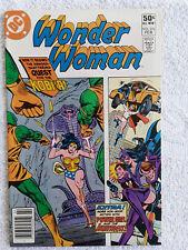 Wonder Woman #276 (Feb 1981, Dc) Vol #40 Newsstand Fine+