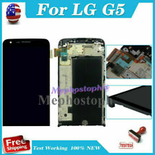For LG G5 Display LCD Screen Digitizer Frame H820 H831 H840 H850 VS987 LS992