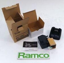 Batteries et chargeurs pour matériel de radiocommunication Icom