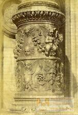 Photographies d'art du XIXe siècle et avant architecture, monument