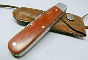 Wenger Delemont / Wengerinox 100mm Model 1908 Soldier Swiss Army Knife