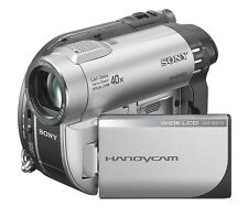 SONY HANDYCAM DCR-DVD110E CAMCORDER DVD DISC DIGITAL VIDEO & 2GB MEMORY STICK