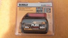 New Dewalt Flexvolt DCB606 20V to 60V Max 6.0Ah Lithium Ion Battery Li-Ion