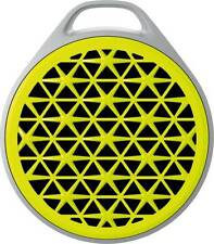 New Sealed Logitech X50 Portable Bluetooth Mobile/Tablet Speaker - Yellow Color!