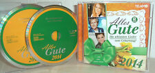 ALLES GUTE - Lieder zum Geburtstag (ROSS ANTONY, UWE BUSSE, VICKY uva)  2 CD