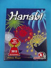 Hanabi, Kartenspiel von Abacus-Spiele, für 2 bis 5 Spieler ab 8 Jahren