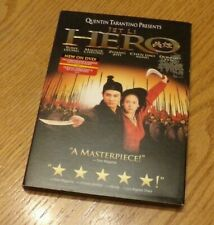Quentin Tarantino Presents Hero (2002) Jet Li Tony Leung Donnie Yen
