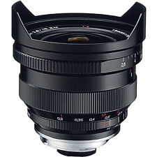 New Carl ZEISS DISTAGON T * 15mm f2.8 ZM Lens for Leica M Manual Focus