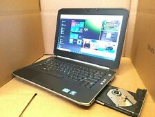 Dell Laptop Latitude E5420  Intel i5 2.50GHz 4GB 250GB HDD WiFI HDMI  Win 10 Pro