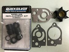 WATER PUMP KIT 47-89983Q1 MERCURY 30-70HP MERC OUTBOARD IMPELLER REPAIR KIT EBAY