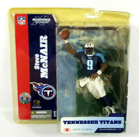 McFarlane NFL Series 8 Tennessee Titans Steve McNair White Jersey Loose