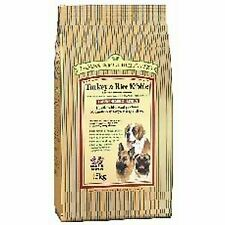 Wellbeloved Adult Large Breed Turkey and Rice 15kg - 18603