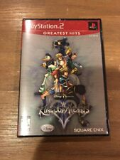 Kingdom Hearts II  PlayStation 2 PS2 Brand New and Sealed; GH Version