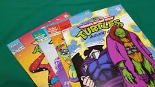 *RARE* FOREVER WAR TMNT Adventures #73 Chris Allan Ninja Turtles EXCLUSIVE