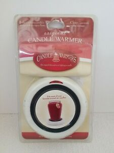 NEW Original Candle Warmer by Candle Warmers for Scented Jar Candles