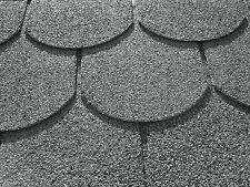 6 m² Biberschindeln schwarz Gartenhaus Schindeln Dachschindeln Dachpappe Bitumen