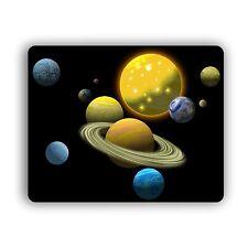 Solar System Cartoon Computer Mouse Pad Size Mosuepad