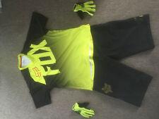 Men's High Visibility Cycling Jersey & Pant/Short Sets
