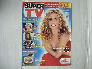 FARRAH FAWCETT rare polish cover magazine gorgeous cover
