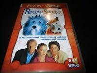 "DVD ""HERCULE & ET SHERLOCK"" Christophe LAMBERT, Richard ANCONINA / film enfants"