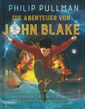 Die Abenteuer von John Blake - Das Geheimnis des Geisterschiffs, Carlsen