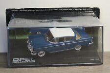 Opel Kapitan P1 Limousine 1958-59 - Opel Collection 1:43 in Box *37881