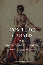 Comte de Gabalis by de Villars, Abbe N. de Montfaucon -Paperback