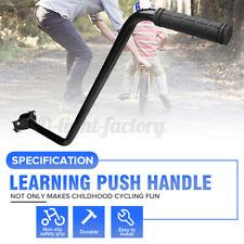 Learning Assistance Push Handle Bike Parent Grab Kid Children Bar Bicycle AU