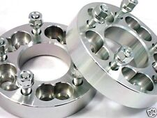 4 Pc CHEVY 5x4.75 To 5x5 BILLET WHEEL ADAPTER SPACERS 1.25 Inch AP # 5475-5500B