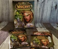 World of Warcraft The Burning Crusade Video Game