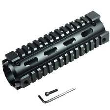 "Carbine Length 6.7"" Handguard Picatinny Quad Rail Black"