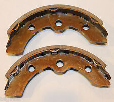 Club Car DS Precedent 95+ Short Front Brake Shoes replacement pair golf cart