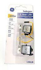 GE Lighting T3 Halogen Bulb 100W Heavy Duty 1500 Lumen 26944