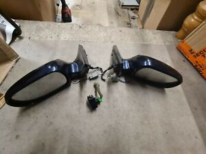 Honda Prelude 5th Gen Pair Electric Folding Heated Wing Mirrors with Switch