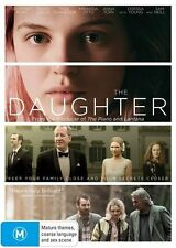 The Daughter : NEW DVD