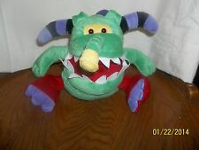 Monster Trumpasaurus Stuffed Plush Animal 7""