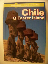 CHILE & EASTER ISLAND Lonely Planet 1990 a travel survival kit pag. 248