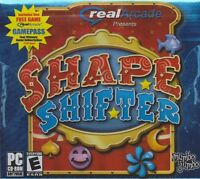 Shape Shifter PC Games Windows 10 8 7 XP Computer shapeshifter puzzles match NEW