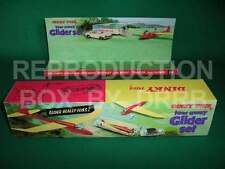 Dinky #118 Tow-Away Glider Set - Reproduction Box by DRRB