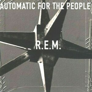 R.E.M CD AUTOMATIC FOR THE PEOPLE FREE POST WITHIN AUSTRALIA