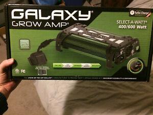 Galaxy Grow Amp Master Blaster Electronic Ballast Select-A-Watt 400W-600W 902215