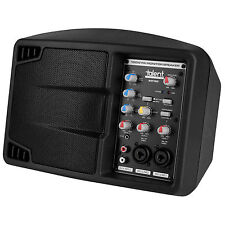 Talent AM150 Active PA Monitor Speaker 150W 3CH Mixer with EQ and Echo Effect