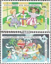 VN - Niew York 675-676 postfris 1994 ICPD-Conferentie