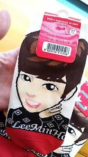LEE MIN HO  SOCKS one pairs - 이민호 korean drama faith gangnam HEIRS kpop